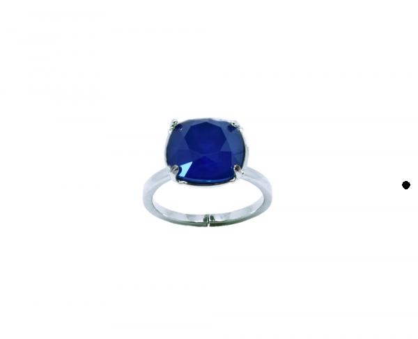 bague crystal royal blue