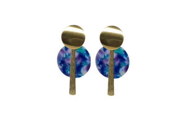 Boucles d'oreilles clous tendances